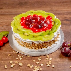 MIX FRUIT CAKE 1/2KG