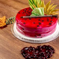 BLUEBERRY CAKE 1/2KG