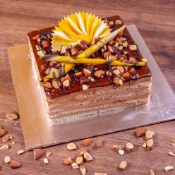 HAZELNUT CAKE 1/2KG