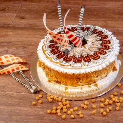 BUTTERSCOTCH CAKE 1/2KG