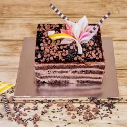 CHOCO CHIP CAKE 1/2KG