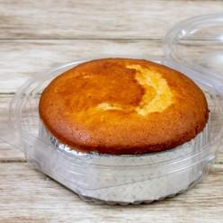 PLAIN VANILLA CAKE ROUND 325G