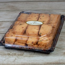 FRUIT CAKE RUSK BOX