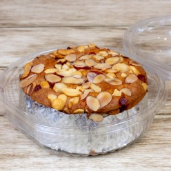 RICH DRY FRUIT CAKE ROUND 325G