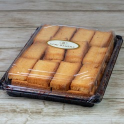 EGGLESS CAKE RUSK BOX