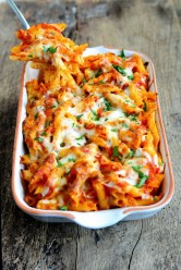 BAKED CHEESE PASTA