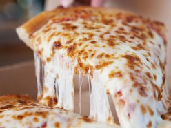 CHEESE PIZZA (FRESH CHEESE & PIZZA SAUCE)