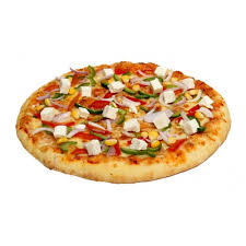 PANEER PIZZA (PANEER & MIX VEG)