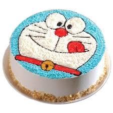 PINEAPPLE CARTOON CHARACTER CAKE