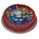 BLUEBERRY PHOTO CAKE